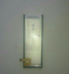 Аккумулятор на lenovo s960