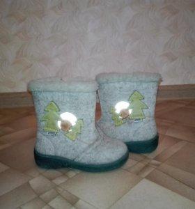 Ботинки детские (Котофей)