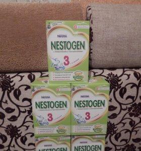 детское питание Nestogrn 3+
