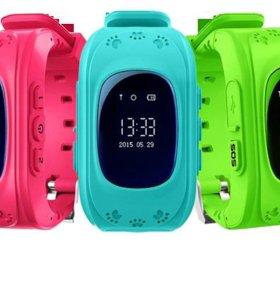 Умные детские GPS часы Q50