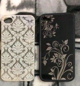 Чехлы на iPhone 4s 📱