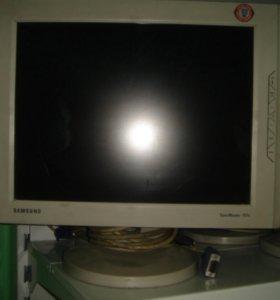 """Монитор Samsung 151S 15"""" с проводами в комплекте"""