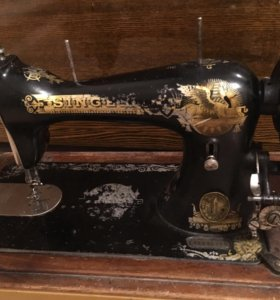 Продаю старую швейную машинку singer