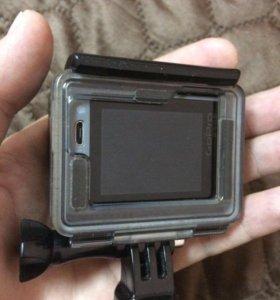 Продам IPhone 5S + GoPro HERO +LCD
