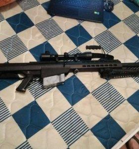 """50 Barrett M82 CQB от """"Snow Wolf"""""""