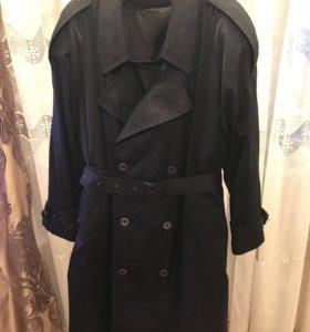 Новый югославский мужской плащ-пальто с утепленной