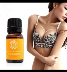 Эфирное масло для увеличения груди