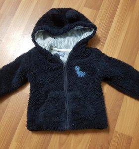 Кофта свитер на мальчика,обмен