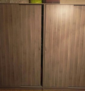 Шкафы раздвижные Икея