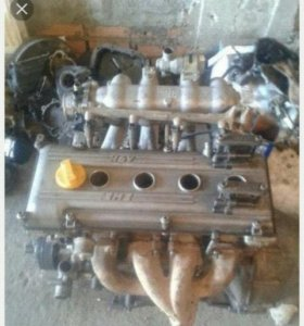 Двигатель на газель