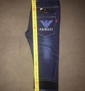 Новые джинсы Armani (тёплые)