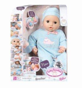 Кукла Zapf Creation Baby Annabell