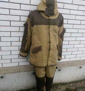костюм охотника горка 5 зима