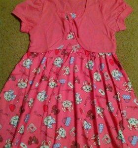 Детское платье, новое