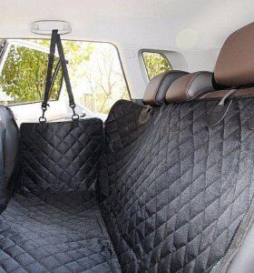 Автогамак для перевозки собак в машине - премиум