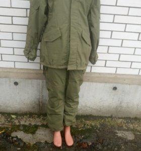 рыбацкий костюм горка 5 непромокаемый