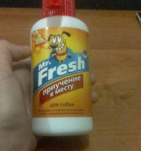 Mr. Fresh-Приручение к месту
