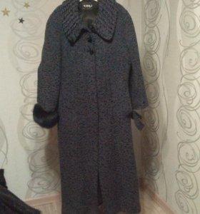 Пальто 4xl