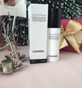 Сыворотка для лица Chanel Blue Serum.