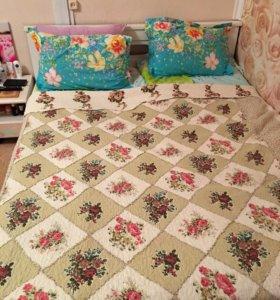 Кровать деревянная 160*200 без матраса!!!