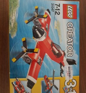 Lego Creator 3 в 1
