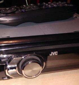 JVC KD-DV5507
