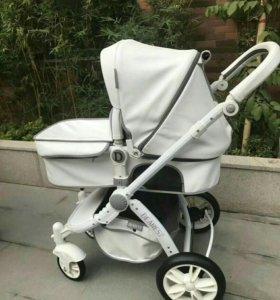 Dearest 2в1 детская коляска 0-36