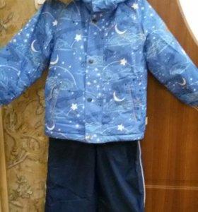 Зимний костюм фирму HUPPA