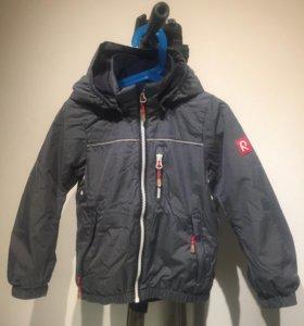Детская демисезонная куртка Reima б/у