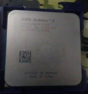 Процессор AMD Athlon ll x4 640