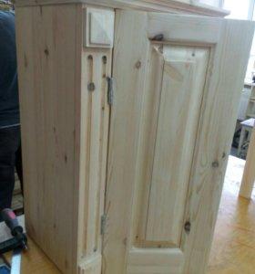 Деревянный шкафчик (сосна)