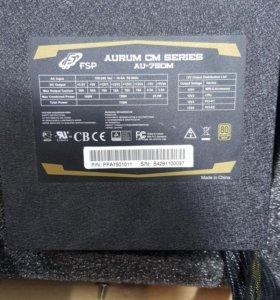 Блок Питания FSP Group AURUM CM 750W