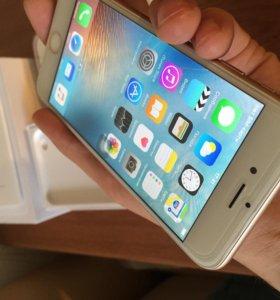 Айфон 6 , 64 ГБ без Тача Gold