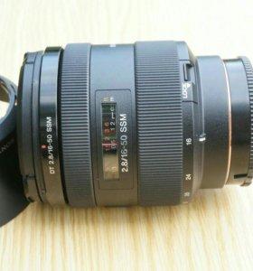 Sony 16-50 f2.8