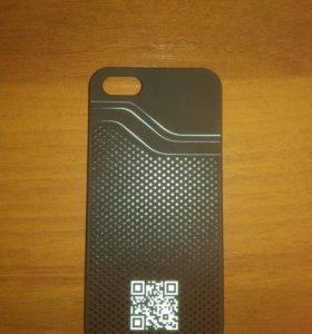 Чехол/накладка на iPhone 5, 5s, 5se.