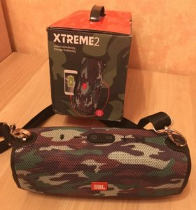 JBL Xtreme2 mini камуфляж, портативная колонка