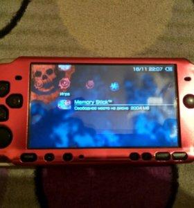 Чехол железный на psp (Playstation portable)