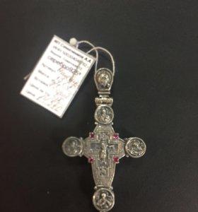Новый Крест, Серебро 925 пробы