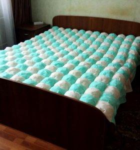 Большое одеяло бонбон