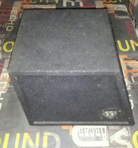 Сабвуфер Prology WOW BOX 1250