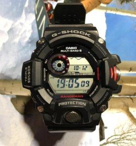 Casio G-SHOCK GW-9400 black