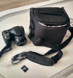 Компактная камера Sony Cyber-shot DSC-H300