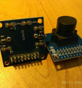 Камера ov 7670 для arduino
