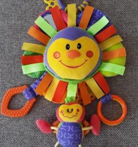 Игрушка-подвеска Солнышко Коробейники