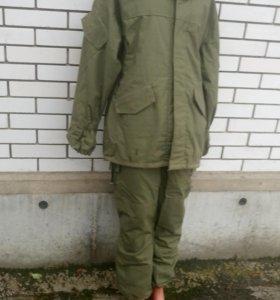 охотничий костюм горка непромокаемый
