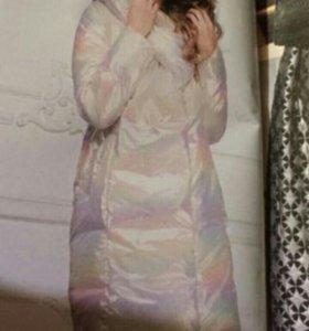 Утепленное пальто от Faberlic