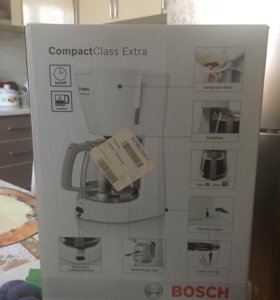 Кофеварка Bosch (новая)