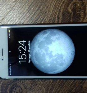 Apple Iphone 6s plus silver 32gb(торг)