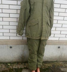 костюм рыбака горка 4 водоотталкивающий