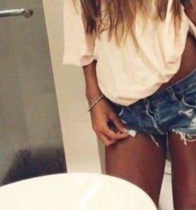 Шорты джинсовые 🔥